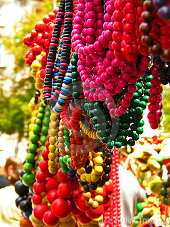 Free Various Colorful Beads Stock Photos - 7894803