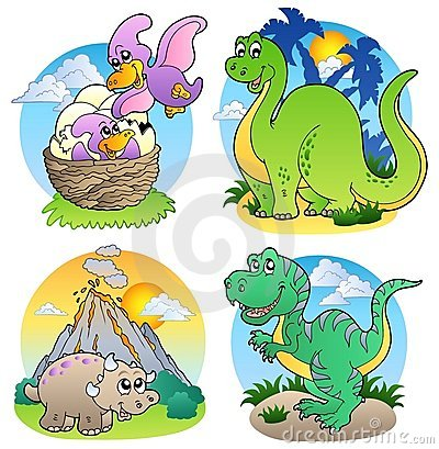 Various dinosaur images 2
