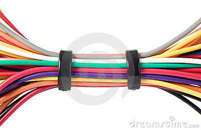 Various electric wires