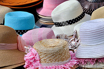 Various of hat