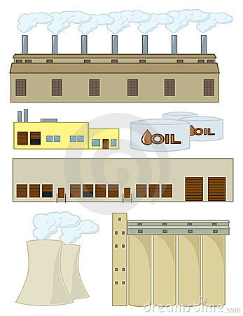 Various Industrial Structures