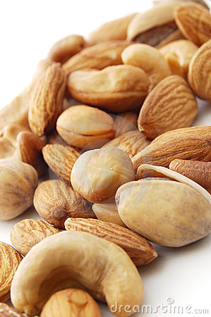 Free Various Nuts Stock Photo - 1881420