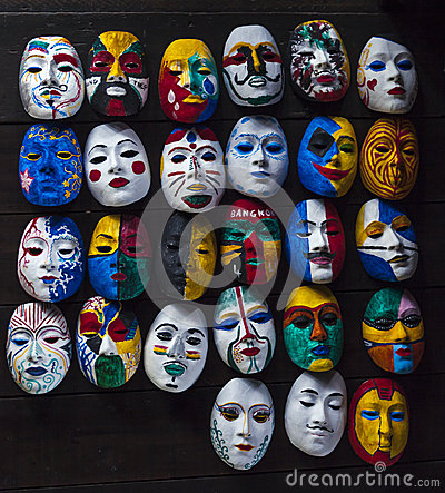 Various painting mask