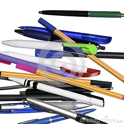 Various pencil mix