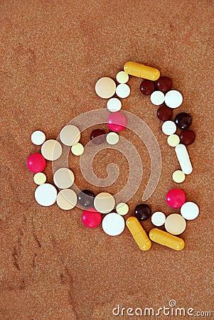 Various pills