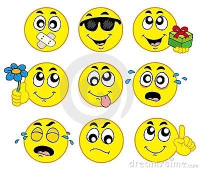 Various smileys 2