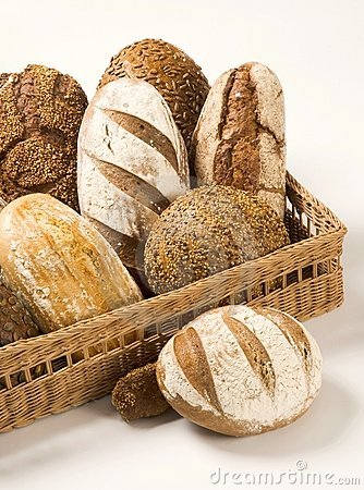 Free Various Types Of Bread Royalty Free Stock Image - 9263036