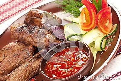 Varkensvleesribben