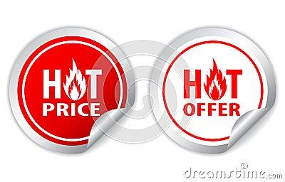 Varmt erbjudande