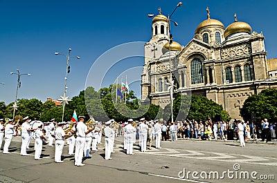 Varna City Day Editorial Photo
