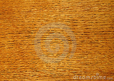 Varnished wood grain texture background.