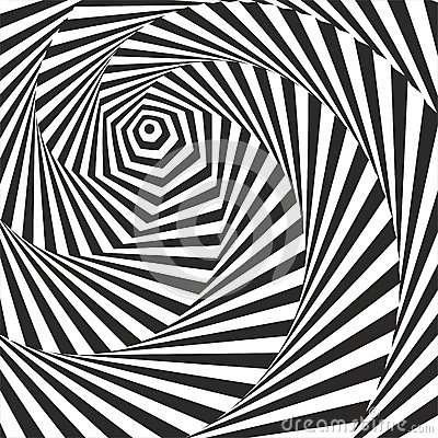 Vasarely effect.