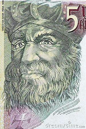 Free Vasco Da Gama Portrait Royalty Free Stock Photography - 123289687