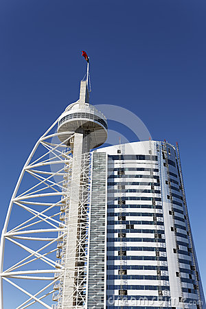 The Vasco da Gama Tower