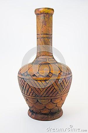 Vase_brown