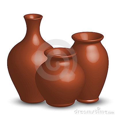 Free Vases Royalty Free Stock Photos - 23157918