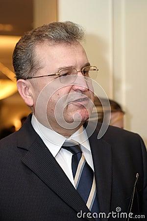 Vasile Puscas Editorial Image