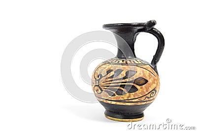 Vaso del greco antico fotografia stock libera da diritti for Vaso greco antico