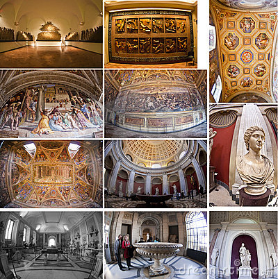 Vatican Editorial Stock Image
