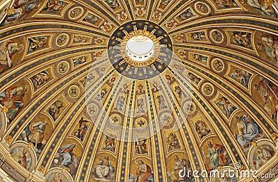 Vatican basilica architecture