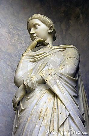 Free Vatican Italy Rome Sculpture Museum Stock Photo - 68268700