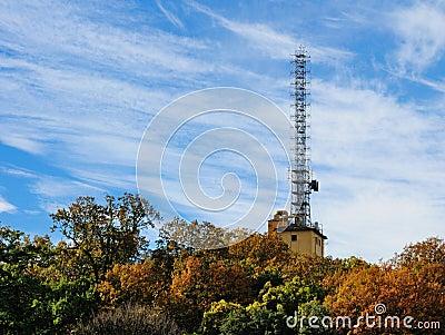 Vatican Radio Tower