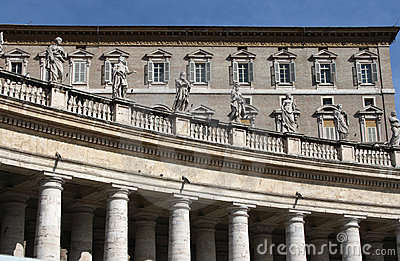 The Vatican Residence