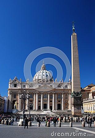 Free Vatican, San Pietro In Rome, Italy Royalty Free Stock Photo - 8896725