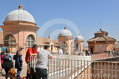 Vatican sightseeing Editorial Stock Photo