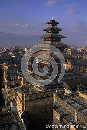 Vatsala temple- Bhaktapur, Nepal