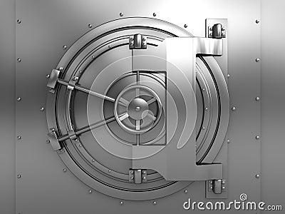 Vault Door Stock Photos Image 14130703