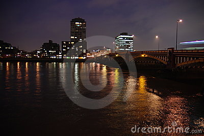 The Vauxhall bridge 1
