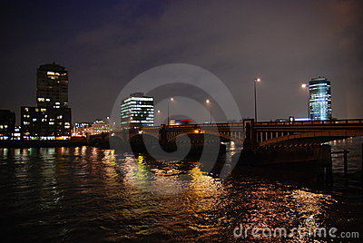 The Vauxhall bridge 2