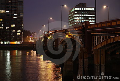 The Vauxhall bridge 3