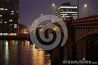 The Vauxhall bridge 3