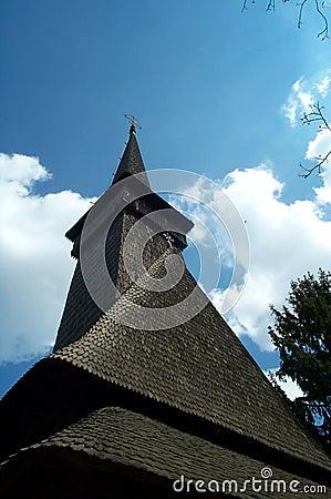 Vecchia chiesa europea