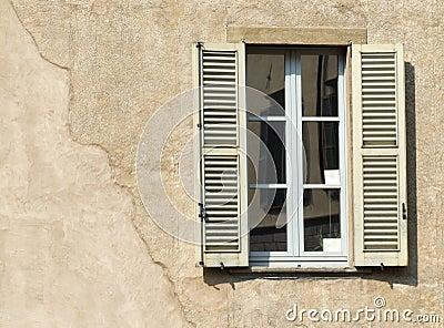 Vecchia finestra fotografie stock immagine 1353933 - Finestra italiana ...