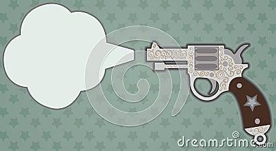 Vecchia pistola