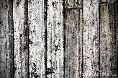 Vecchia priorità bassa di legno Grungy