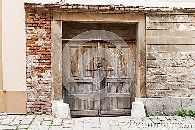 Vecchie porte in legno - Vecchie porte in legno ...