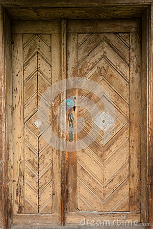 Vecchie porte di legno rustiche fotografia stock immagine 39947383 - Porte vecchie in legno ...