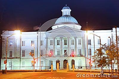 Vecchio museo capitale