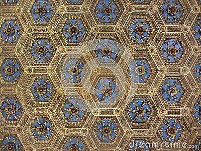 Vecchio Palace Ceiling