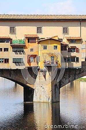 Vecchio της Φλωρεντίας ponte