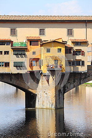Vecchio ponte florence