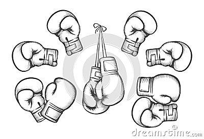 Gant de boxe dessin - Gant de boxe dessin ...