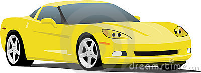 Vector 2006 Corvette