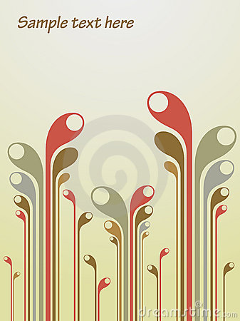 Free Vector Abstract Background Royalty Free Stock Photography - 9583667