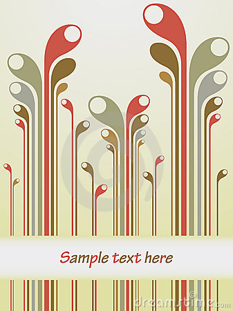 Free Vector Abstract Background Stock Photos - 9583673