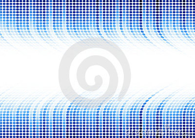 Vector abstract background with circle